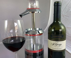 Vino DeCanto in use